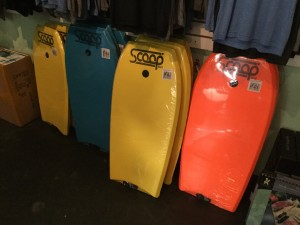 Scoop Boogie boards