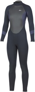 The women's Xplorer 5/4mm back-zip wetsuit from Xcel offers warmth and ease of use at a value price. The offset back zipper makes the suit simple to remove and won't compress your spine when paddling. Ultrastretch neoprene throughout the upper body provides excellent shoulder flexibility, while Texture Skin at the chest and back prevents abrasive wind from robbing your heat. We carry sizes 4, 8, 10, 12. $250