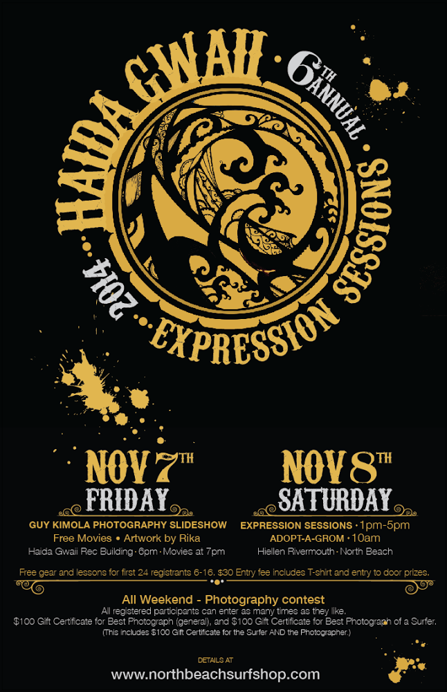 2014 Expression Sessions Poster