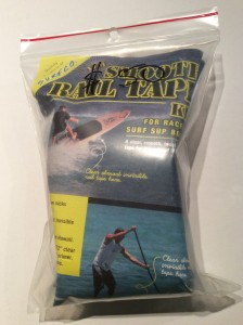 Surfco Smooth Rail Tape. For race and surf SUP Boards. Clear, smooth, and strong protective tape for the rails of SUP boards.$50