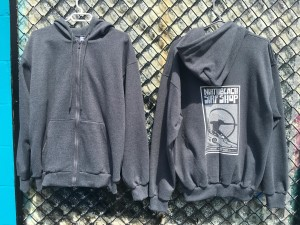 NBSS Zip-up Hoodie- $75