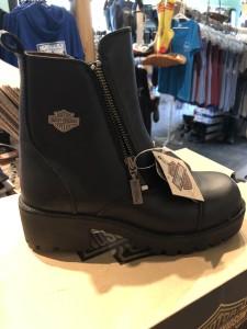 Harley Davidson high heeled boots. Size 5.5. $20