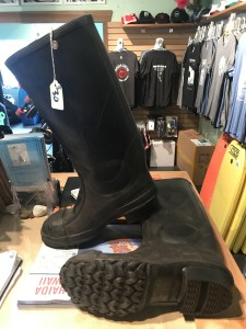 Cebo steel toe boots. Size 6. $30