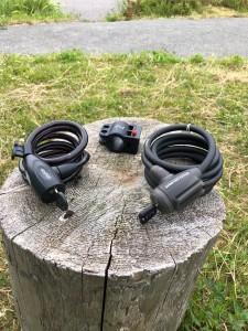 Bike locks. $15